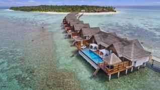 RAJSKE POČITNICE NA MALDIVIH - FURAVERI 5* - BEACH VILLA -10DNI