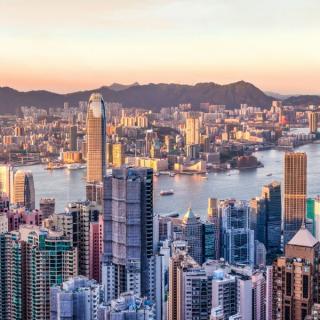 Kitajska cesarska mesta,pravljični kras,Hong Kong