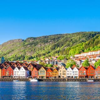 Norveške sanje, fjordi, ledeniki in ceste
