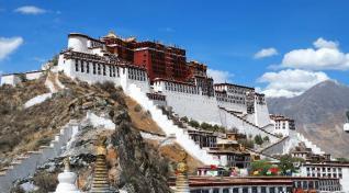 Tibet-Od Katmanduja do Lhase