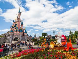 Pariz in Eurodisney
