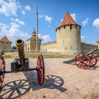 Vzhodnoevropski dvojček; obala črnega morja v Odes