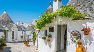 Apulija, sončna peta Italije