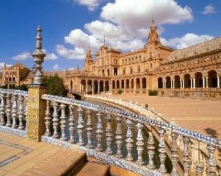 Andaluzija - pravljične podobe Španijo