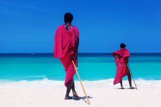 Hotel MY BLUE 4* STD 1/2 + 2 morska stran, AI  -  Zanzibar 10 dni -  let iz Ljubljane