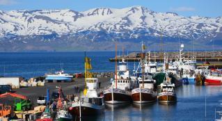 SEVER ISLANDIJE - brezčasna kulisa narave - čarter
