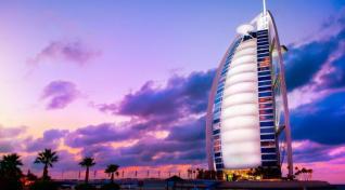 Abu Dhabi in Dubaj