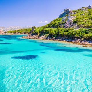 Sardinija - Novo leto na evropskih Maldi