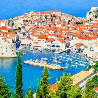 Dubrovnik - biser Jadrana