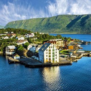 Norveški fjordi, panoramske ceste in ledeniki