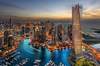 Dubaj in Expo 5 dni
