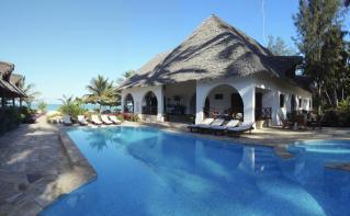 Hotel NEXT PARADISE BOUTIQUE RESORT 4*, std 1/2+1 bazen/vrt, POL,  Zanzibar -  čarter iz Ljubljane