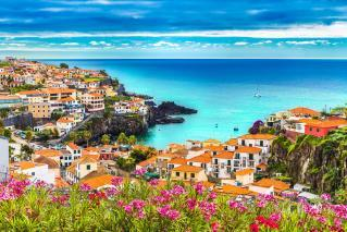 Hotel Baia Azul 4*, Madeira 7 dni -  čarter iz Ljubljane