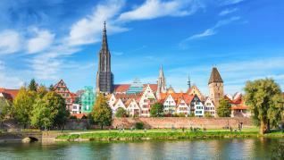 Križarjenje po Renu in nemška romantična cesta 4 dni