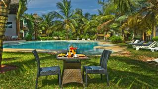 Hotel MY BLUE 4* STD 1/2 + 2 morska stran, AI  -  Zanzibar -  čarter iz Ljubljane