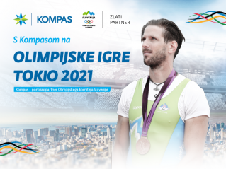 OLIMPIJSKE IGRE TOKIO 2020, PROGRAM NAVIJAŠKO LETALO Z LUKO ŠPIKOM