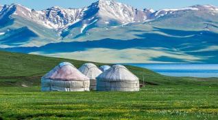 Doživeta Kirgizija
