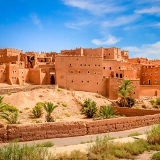 Maroko - berberska pravljica ob Atlasu