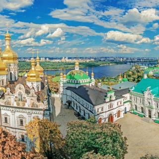 Ukrajina, 6 dni