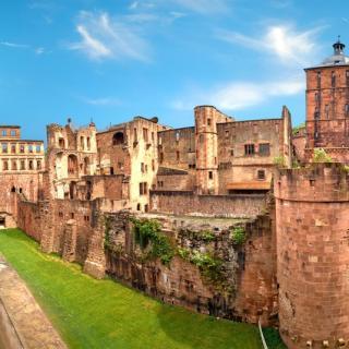 Gradovi reke Ren in mini križarjenje
