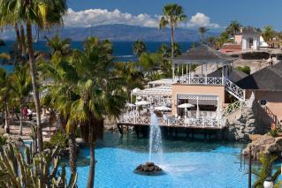 HOTEL BAHIA DEL DUQUE 5*, SUITA 1/2+2 PARK, NOČITEV Z ZAJTRKOM, TENERIFE,  čarter iz Ljubljane