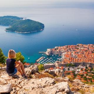 Dubrovnik avtobus-letalo