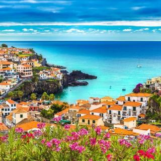 Otok večne pomladi - Madeira s posebnim letalom