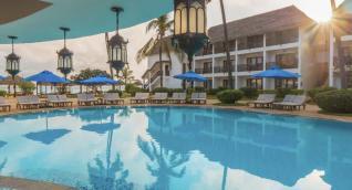 Hotel DOUBLETREE RESORT BY HILTON ZNZ 4* STD 1/2+1 bazen, POL -  Zanzibar -  čarter iz Ljubljane