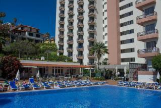 Hotel Dorisol Mimosa 3*, soba 1/2+1 NZ, Madeira 7 dni - čarter iz Ljubljane