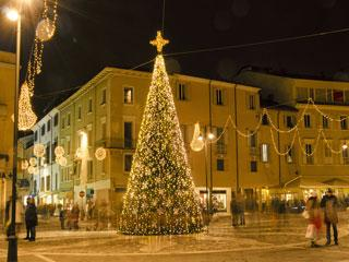 Rimini - San Marino - advent