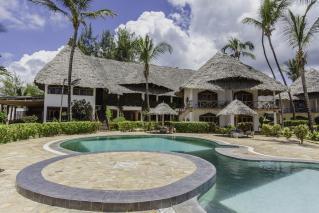 Hotel AHG WARIDI BEACH RESORT&SPA 4*, STD 1/2+1 park, Light AI,  Zanzibar -  čarter iz Ljubljane