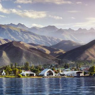 Kirgizija - neokrnjena narava