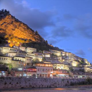 Novo leto v Albaniji