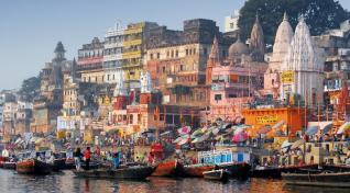 Klasična Indija in Varanasi