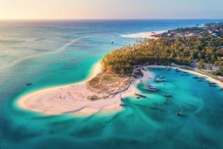 Hotel NEXT PARADISE BOUTIQUE RESORT 4*, STD 1/2+1 MS., POL,  Zanzibar 10 dni -  let iz Ljubljane