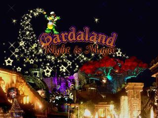 Gardaland  1 dan