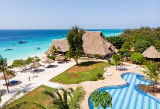 Hotel SANDIES BAOBAB BEACH ZNZ 4*, SUP 1/2, AI,  Zanzibar -  čarter iz Ljubljane
