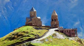 Doživeti Gruzija in Armenija
