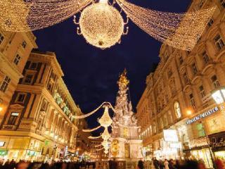 Novoletni Dunaj 3 dni