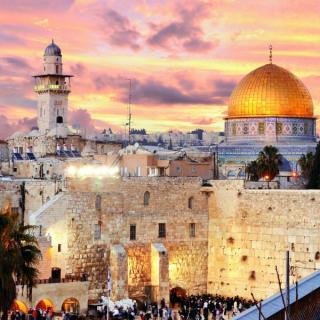 Jordanija in Izrael s posebnim letalom, 7 dni