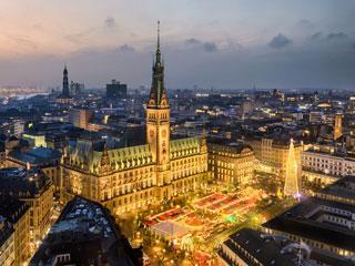 Praznični Hamburg 3 dni