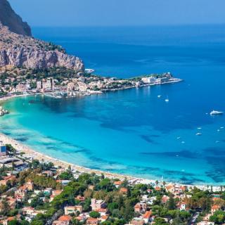 Palermo in Eolski otoki