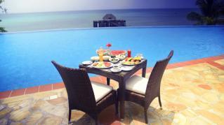 ZANZIBAR - Hotel SEA CLIFF RESORT&SPA 5* 10 DNI