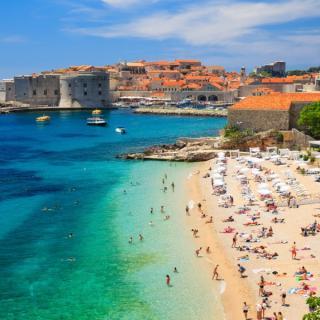 Dalmacija z Dubrovnikom