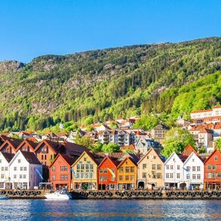 Norveške sanje - posebno letalo