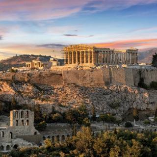 Skok v Atene