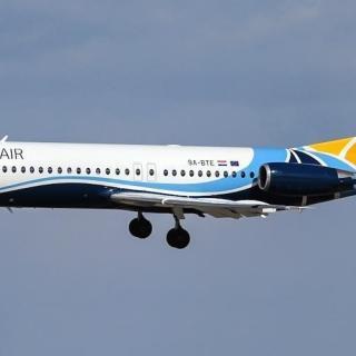 Letalski prevoz Mallorca