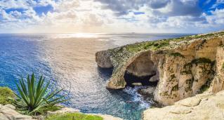 Novoletna Malta - čarter iz Ljubljane, samo let, 6 dni