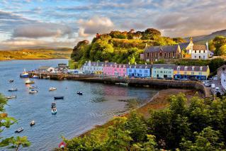 Škotska - dežela pogumnih src 8 dni