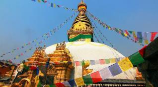 Indija - Od Delhija do Katmanduja